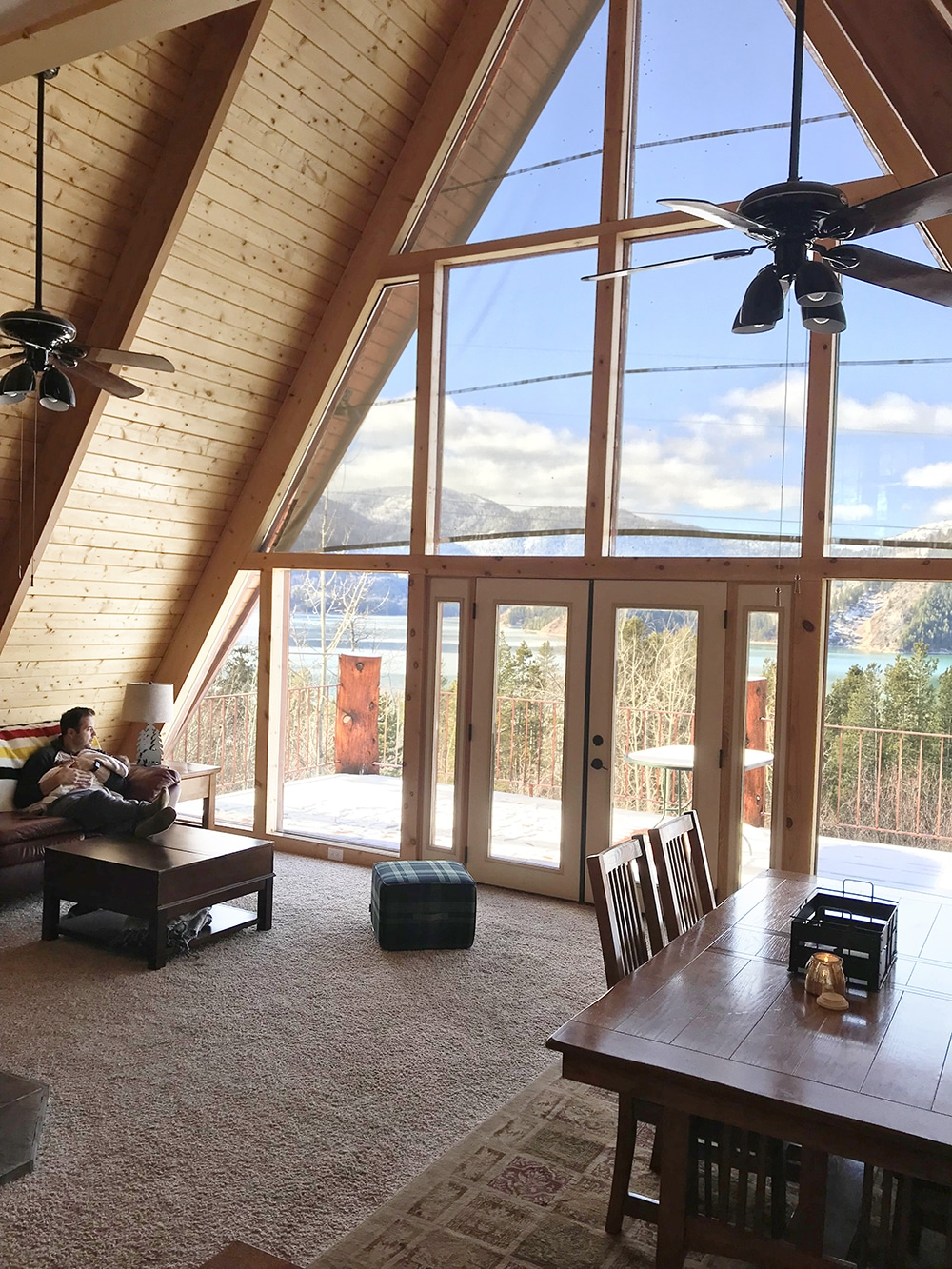 We Bought a Cabin! - Chris Loves Julia