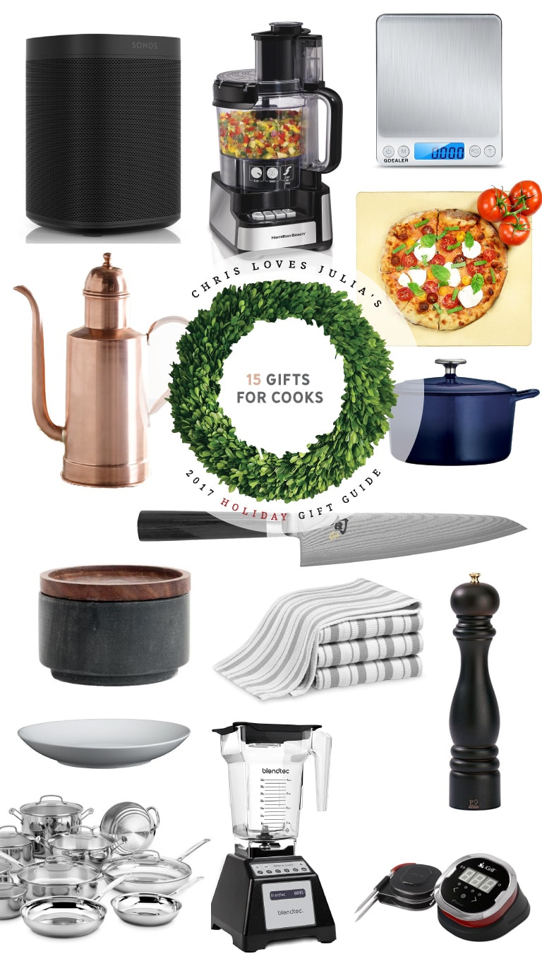 CLJ Gift Guides: For the Cook