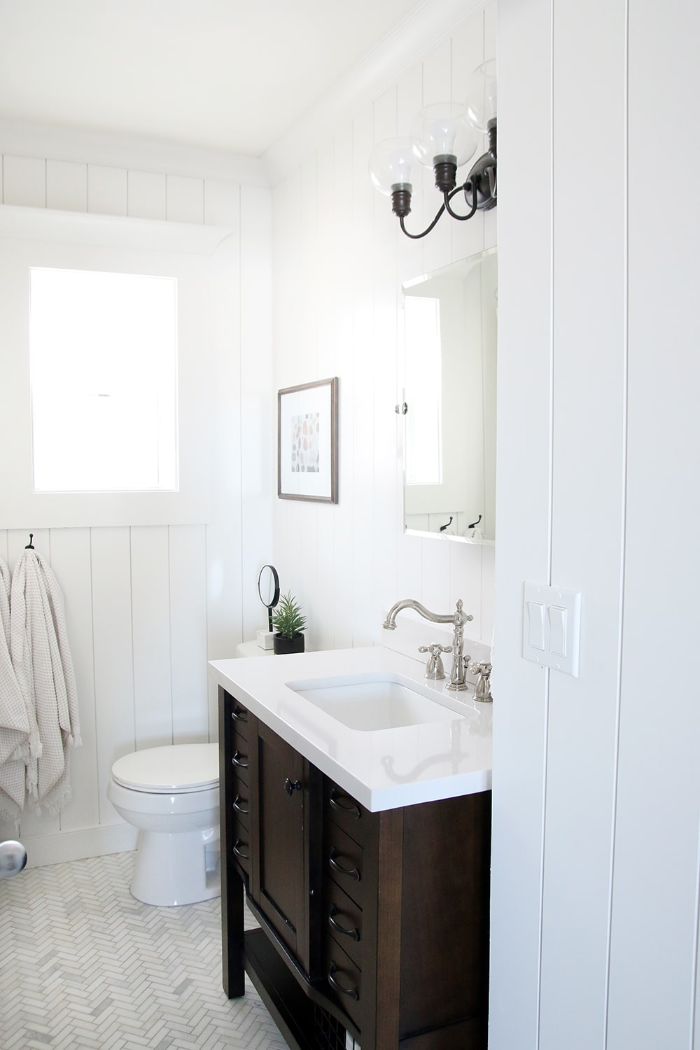 The Most DIY Friendly Bathroom Renovation We\'ve Ever Done! - Chris ...