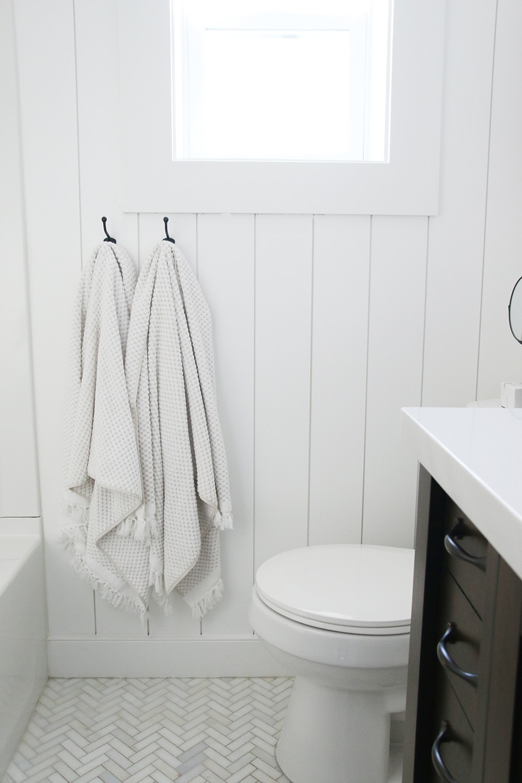 The Most DIY Friendly Bathroom Renovation We\'ve Ever Done! - Chris ...