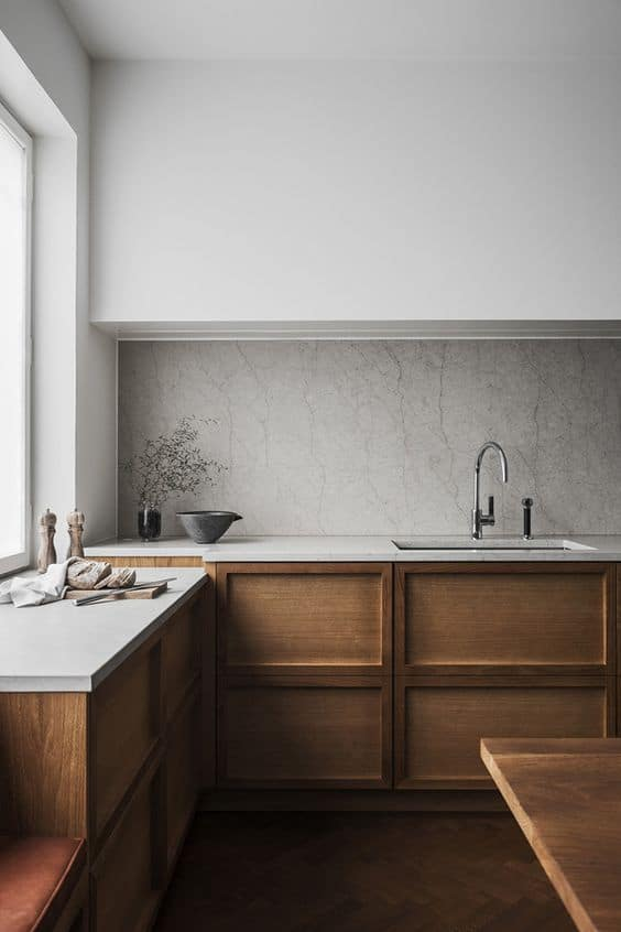 The 8 vanities that helped us design our vanity chris loves julia - Exceptional backsplash kitchen interiors artistic look ...