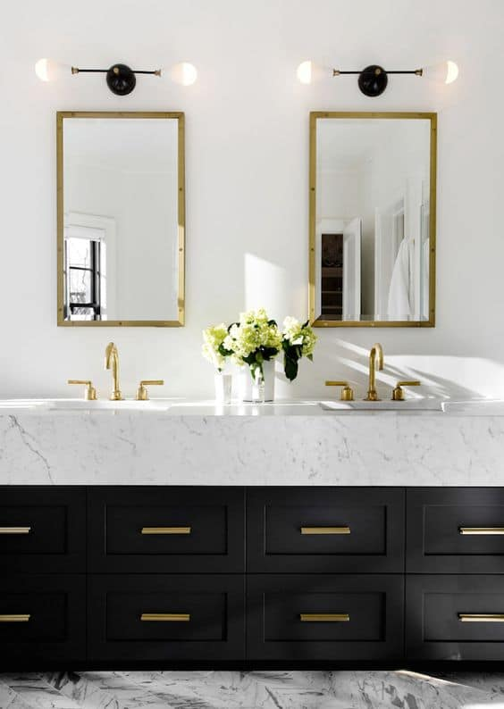 Stupendous The 8 Vanities That Helped Us Design Our Vanity Chris Download Free Architecture Designs Itiscsunscenecom