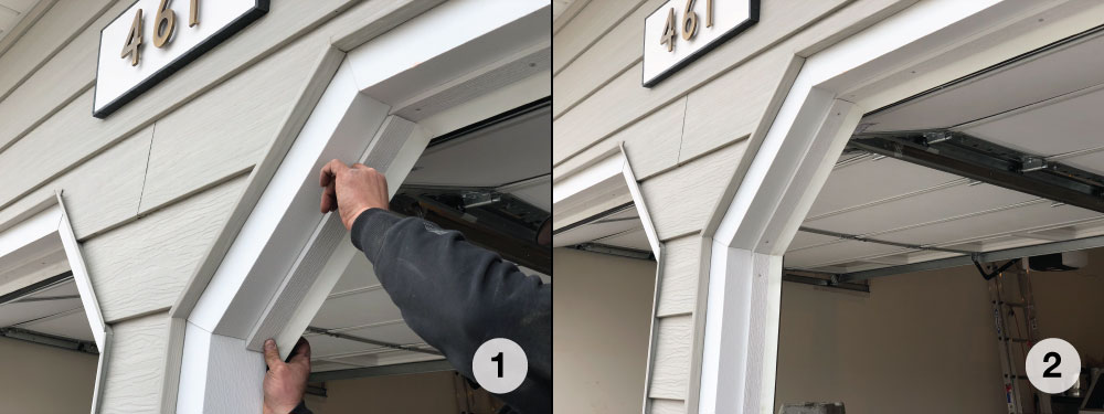 How to Replace an Existing Garage Door