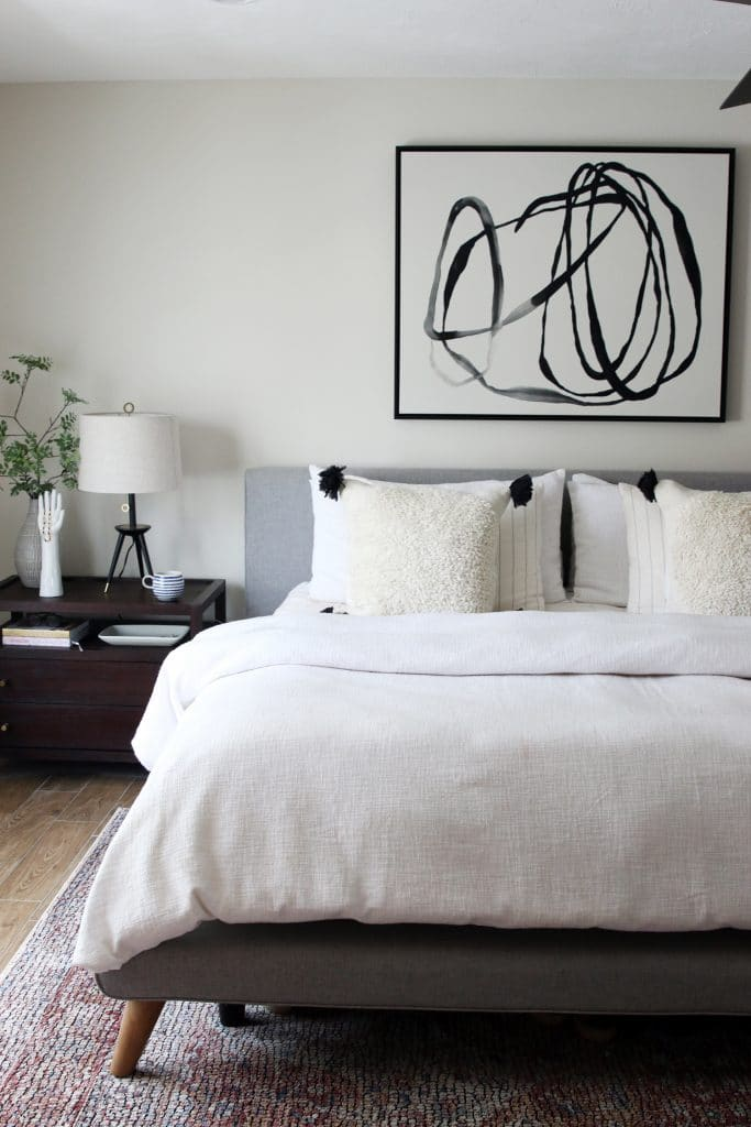 Image Result For New Abstract Art In The Bedroom Chris Loves Julia