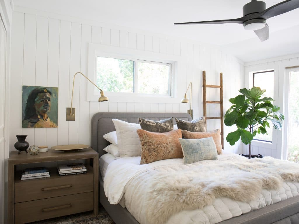 """... you!) so I know blogs aren't """"dead"""", but maybe we're just painting them  white and calling them vertical shiplap instead of paneling? What do you  think?"""