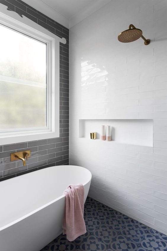 7 Different Kinds of Shower Niches (and Designing Ours ...