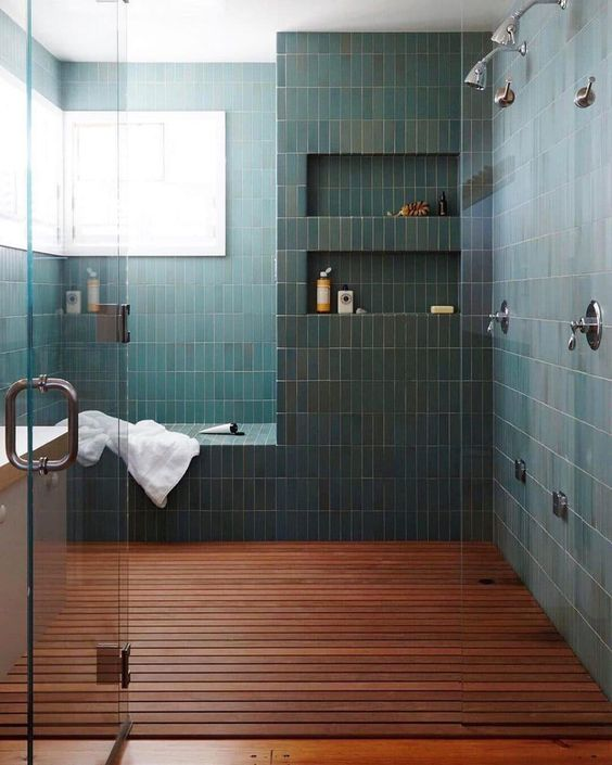 7 Different Kinds Of Shower Niches (and Designing Ours