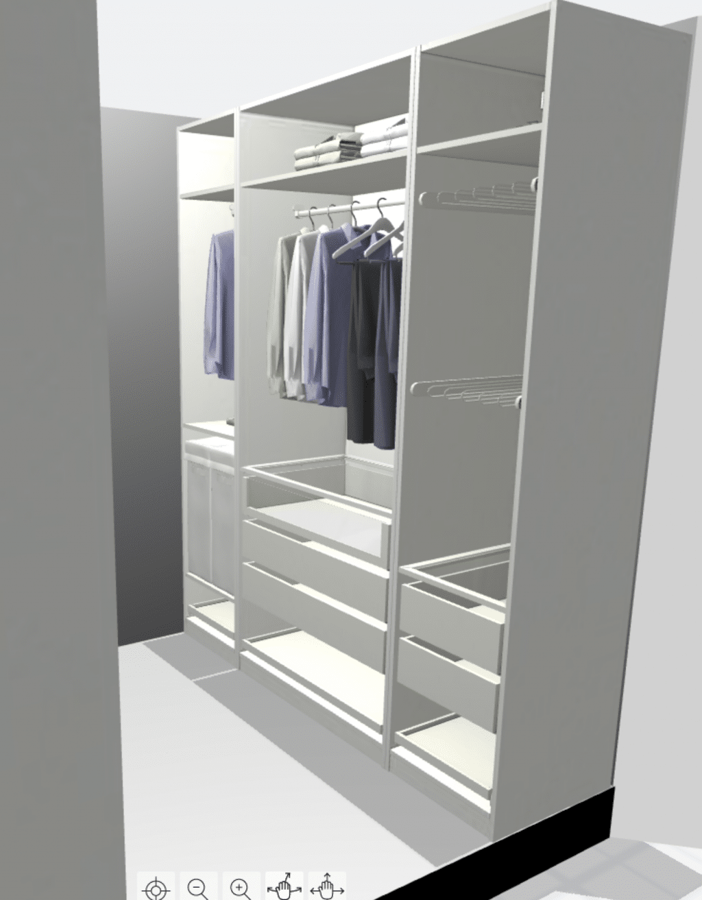 Designing Our Ikea Closet Might Kill Me Chris Loves Julia