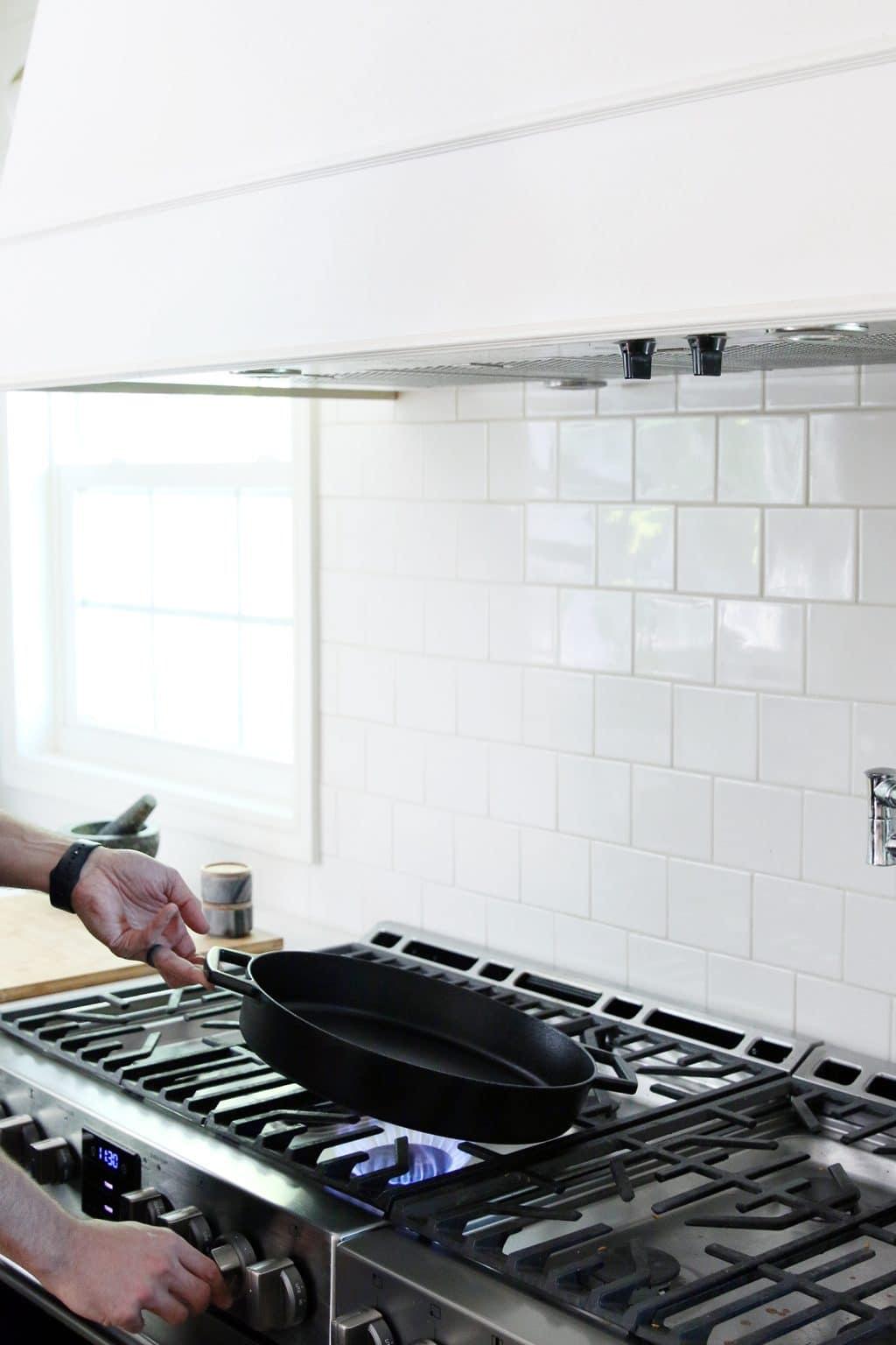 Artisanal Kitchen Supply 14in Everyday Pan