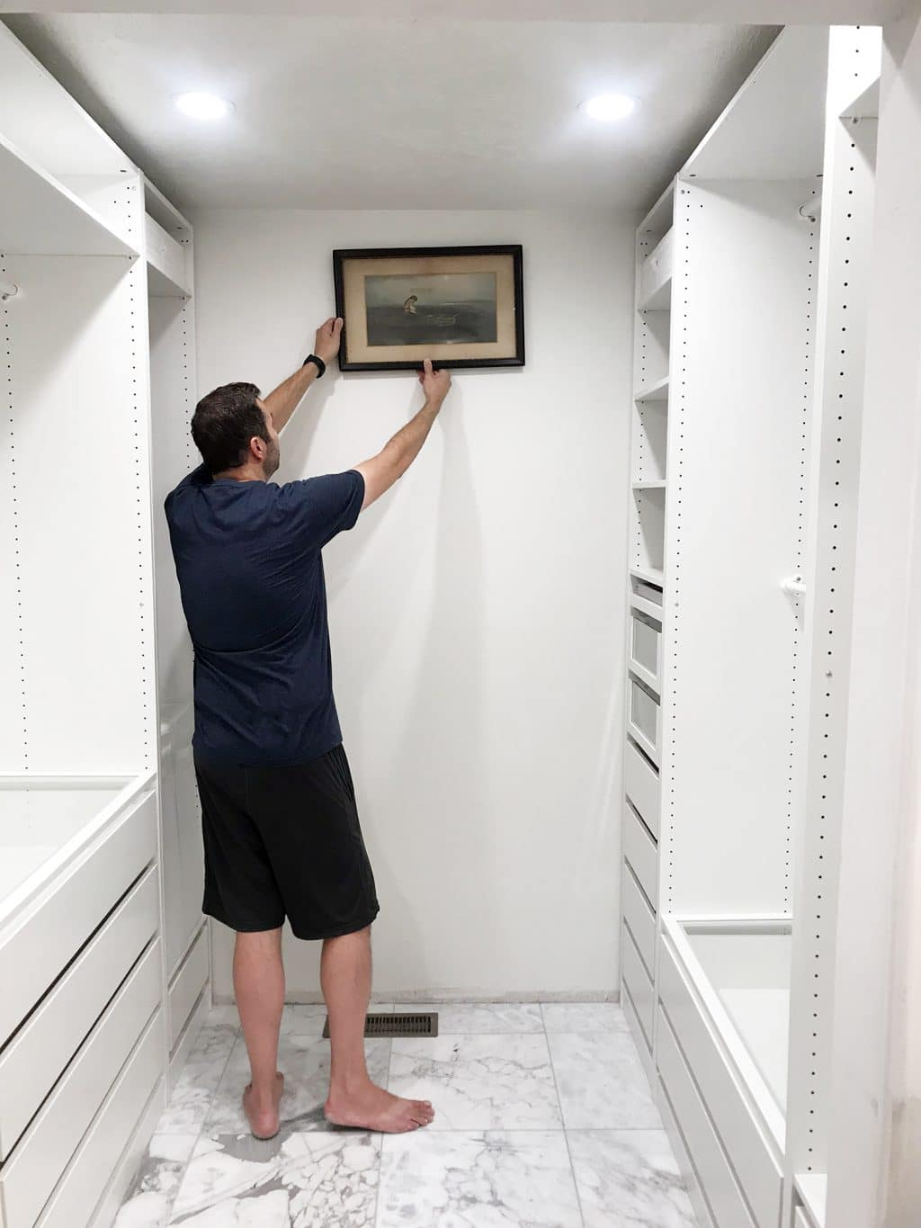 Installing our IKEA Pax Wardrobes (plus, Tips for Planning and
