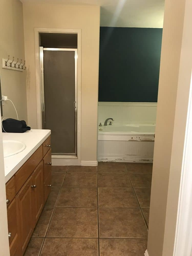 How much did the bathroom renovation cost a full budget - How much labor cost to remodel a bathroom ...