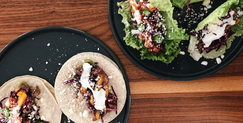 These tacos are keto friendly