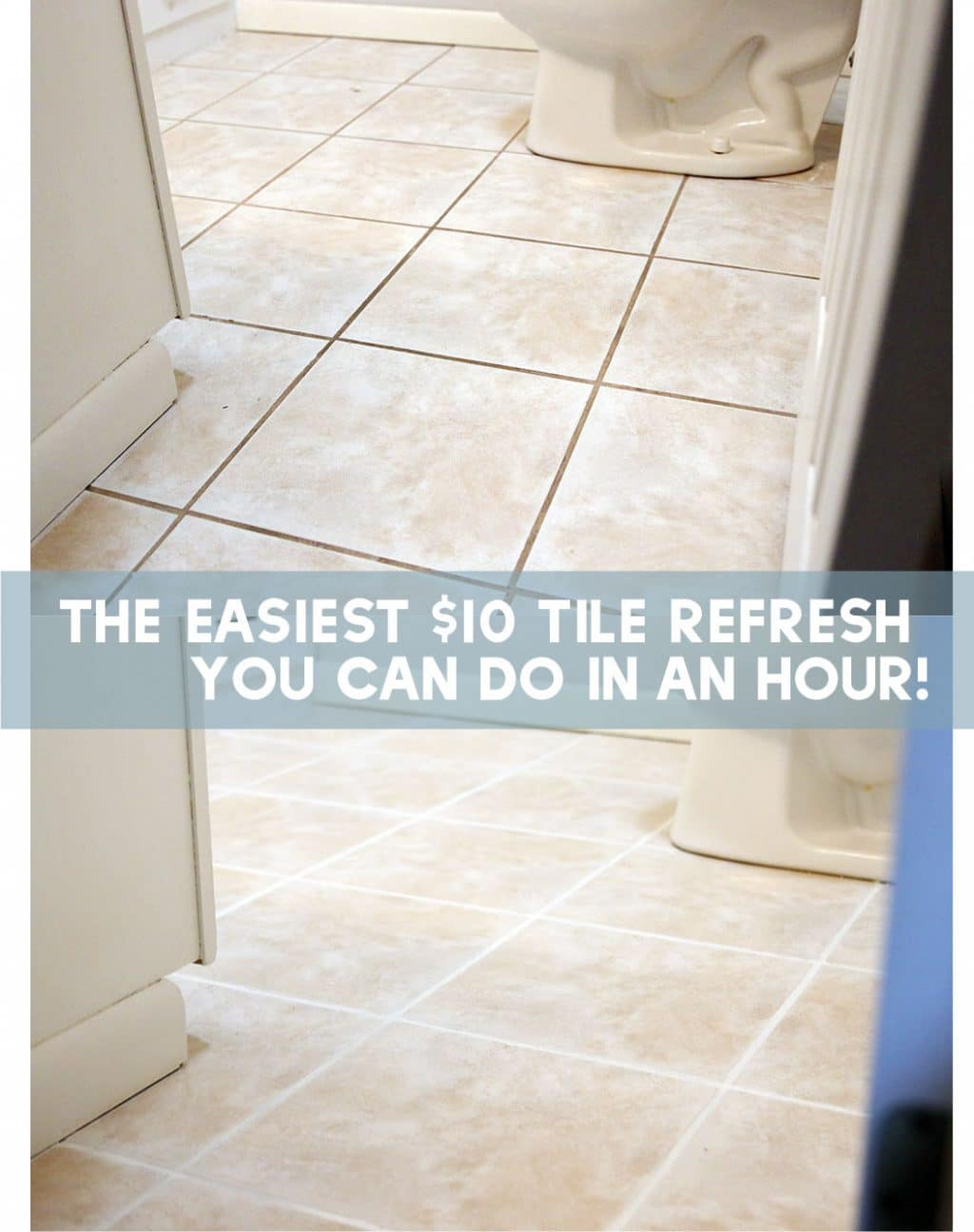 How To Make Your Grout Look New In An Afternoon For 10 Chris