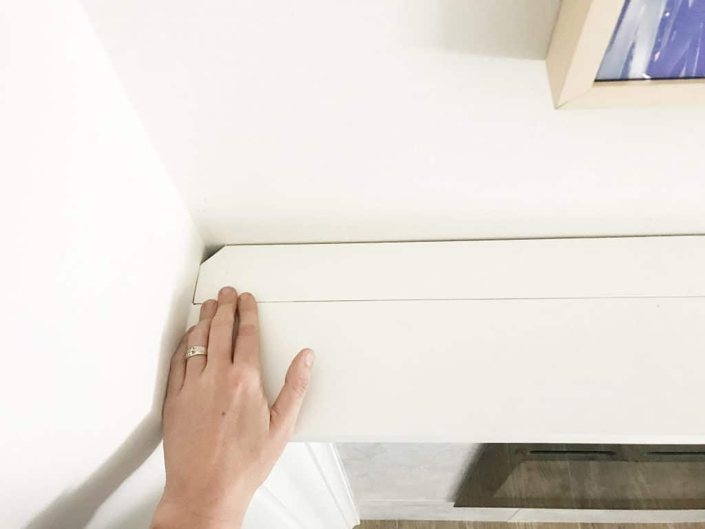 Hiding our Samsung One Box