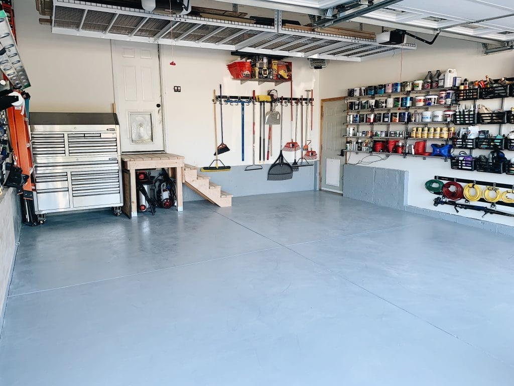 Terrific Affordable Easy To Install Garage Organization Options Gmtry Best Dining Table And Chair Ideas Images Gmtryco