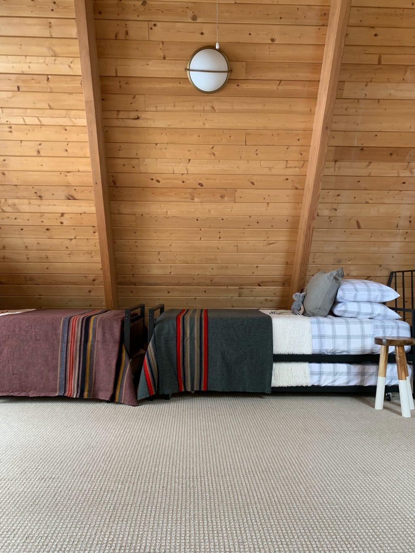 Trundle Beds In The A Frame Loft Chris Loves Julia