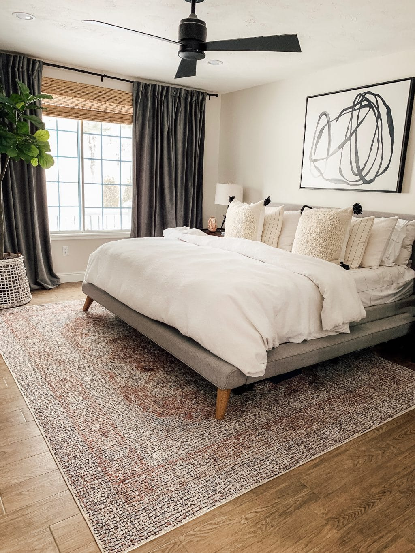 Master Bedroom Sources