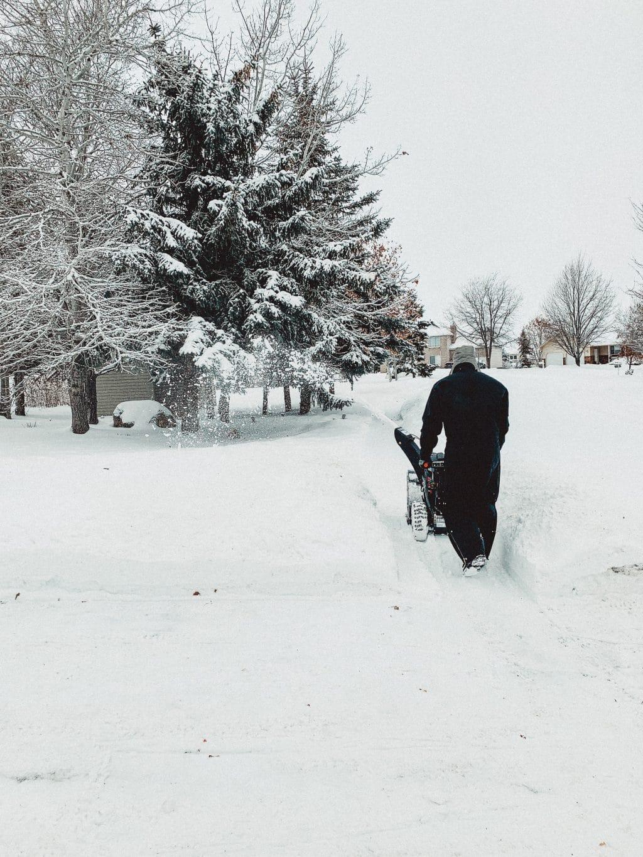 Troy-Bilt Storm 30in Snowblower