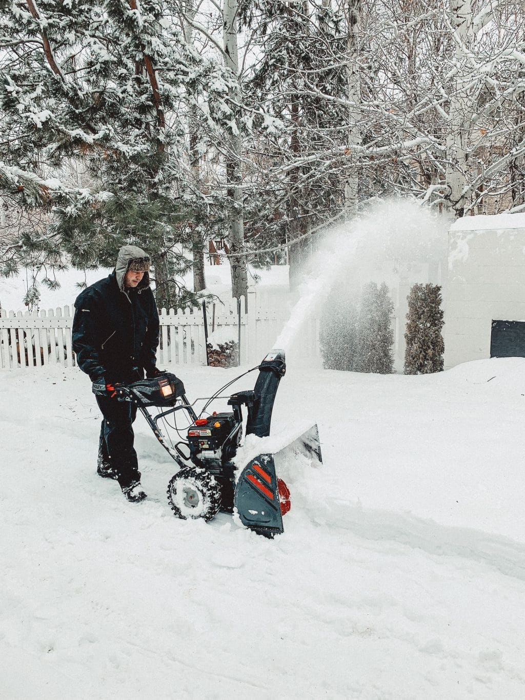 Troy-Bilt Storm 30in Snowblower
