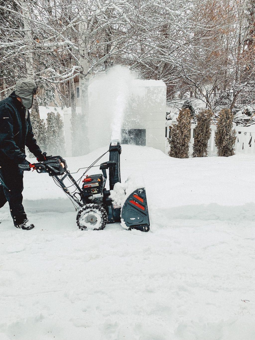 Troy-Bilt Storm 30 Snowblower