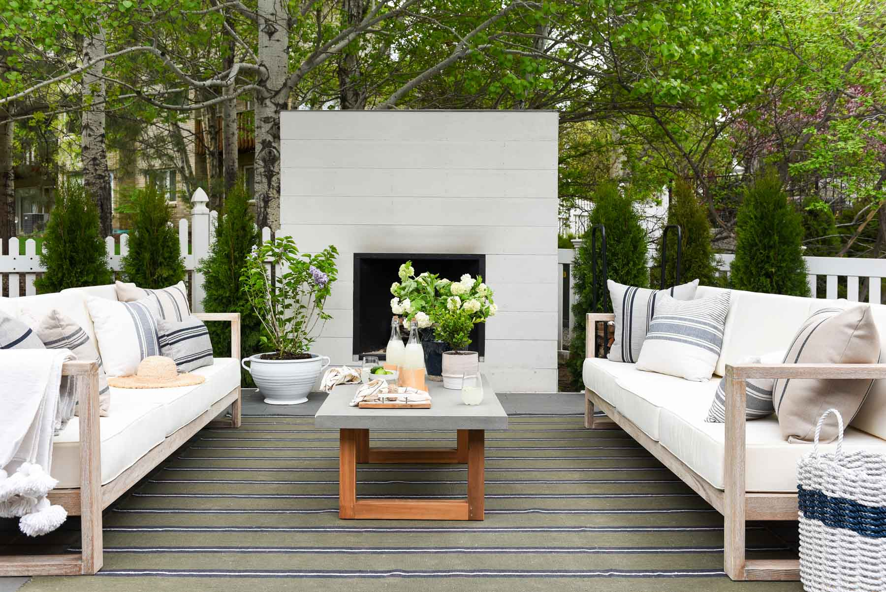 Our Deck Styled By Studio McGee!
