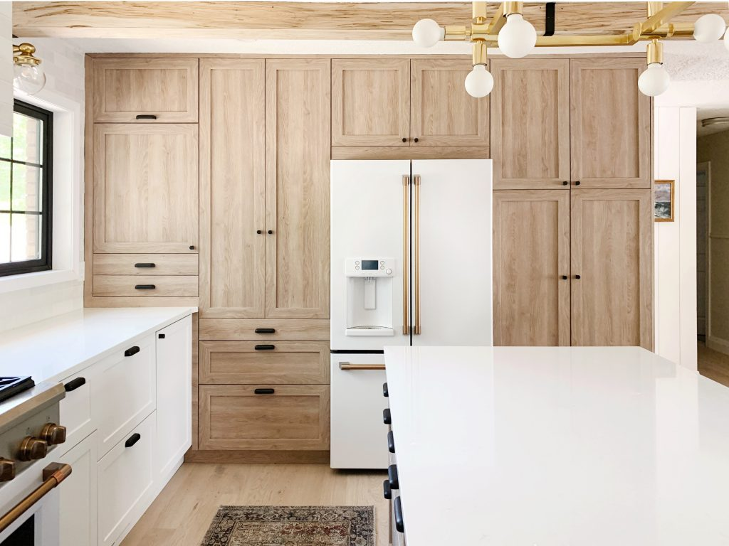 How We Organized the Fullmer\'s Kitchen Cabinets + A Video ...