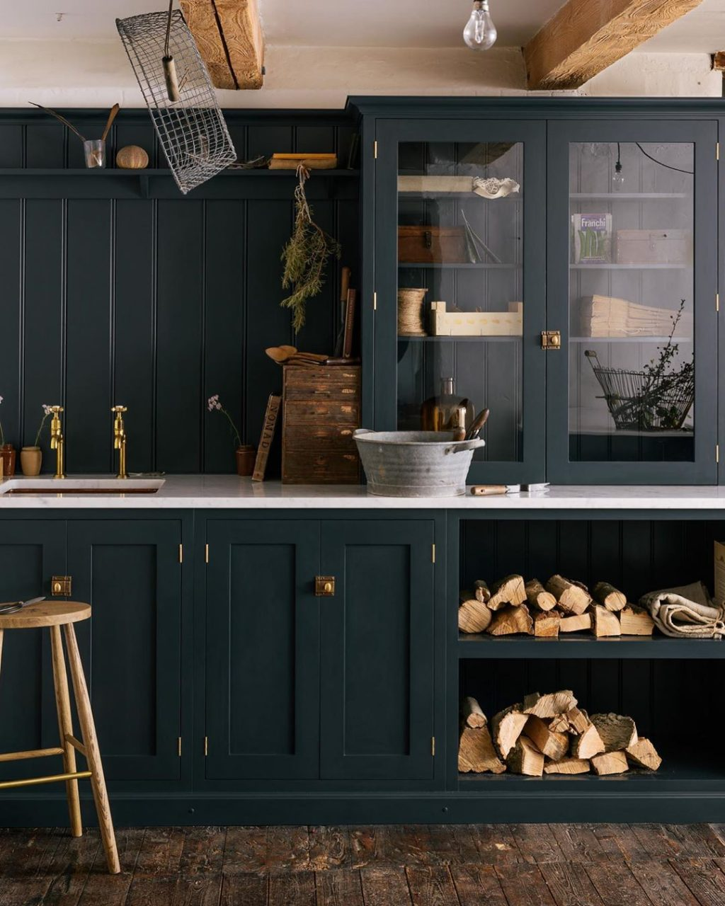 Kitchen Colors With Dark Cabinets: Colors We're Considering For Our Phase 1 Kitchen Cabinets