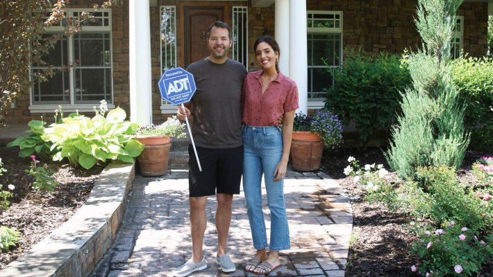 Chris Loves Julia + ADT® Home Security