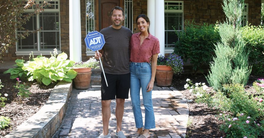 Chris Loves Julia + ADT® Home Security