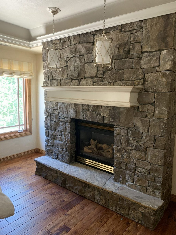 Our Bedroom Fireplace Make Under A Mood Board Chris Loves Julia