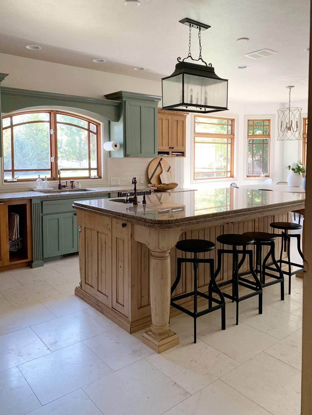 Colors We\'re Considering for Our Phase 1 Kitchen Cabinets ...