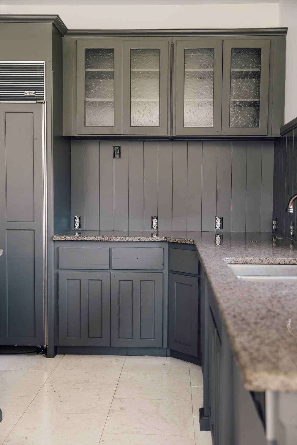 How To Paint Your Cabinets In A Weekend Without Sanding Them