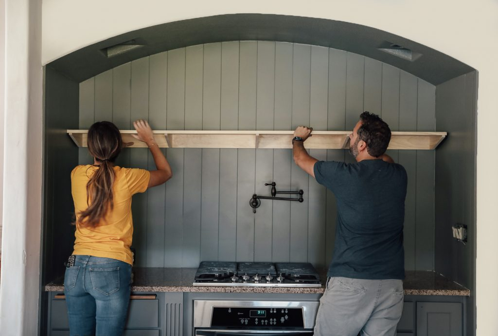 HOW TO PAINT YOUR CABINETS IN A WEEKEND (WITHOUT SANDING ...