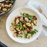 Chris Cooks: Gnocchi with Harvest Vegetables