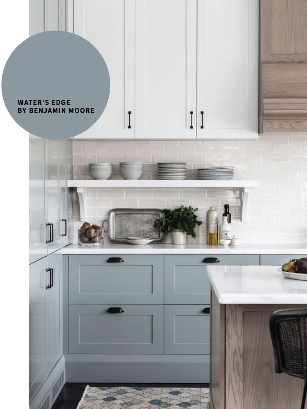 10 Really Amazing Blue Gray Paint Colors In Action Chris Loves Julia