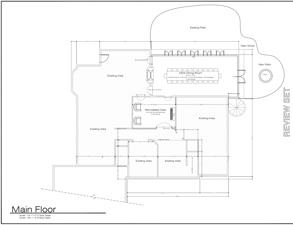 CLJ Cottage Floorplan