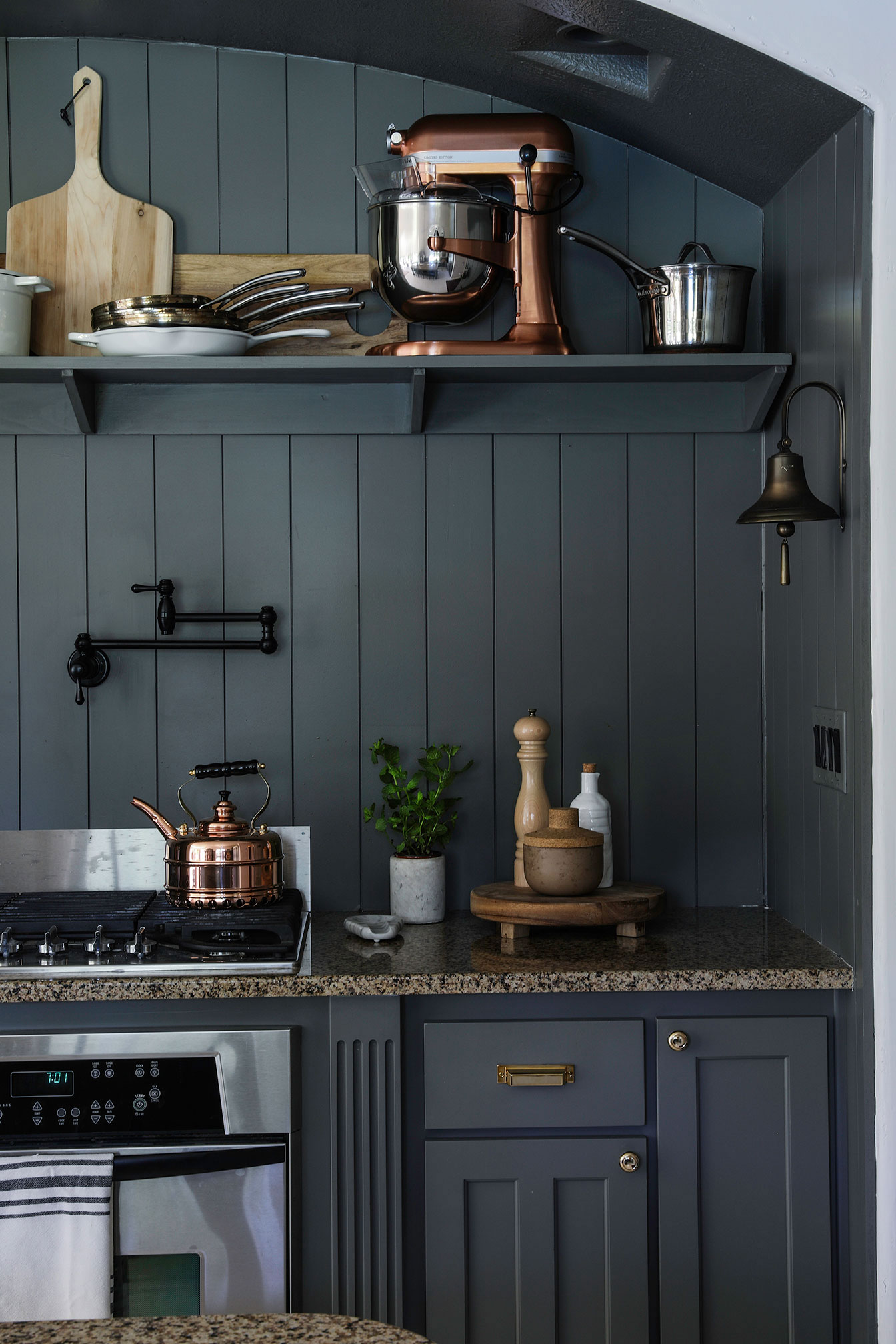 Our Modern Cottage Kitchen Makeover On