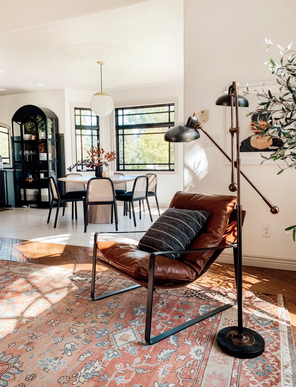 Our New Leather Chairs & 25 Fall Decor Favorites! - Chris ...
