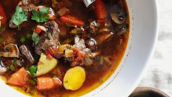 Chris Cooks: Grain & Gluten Free Beef Stew