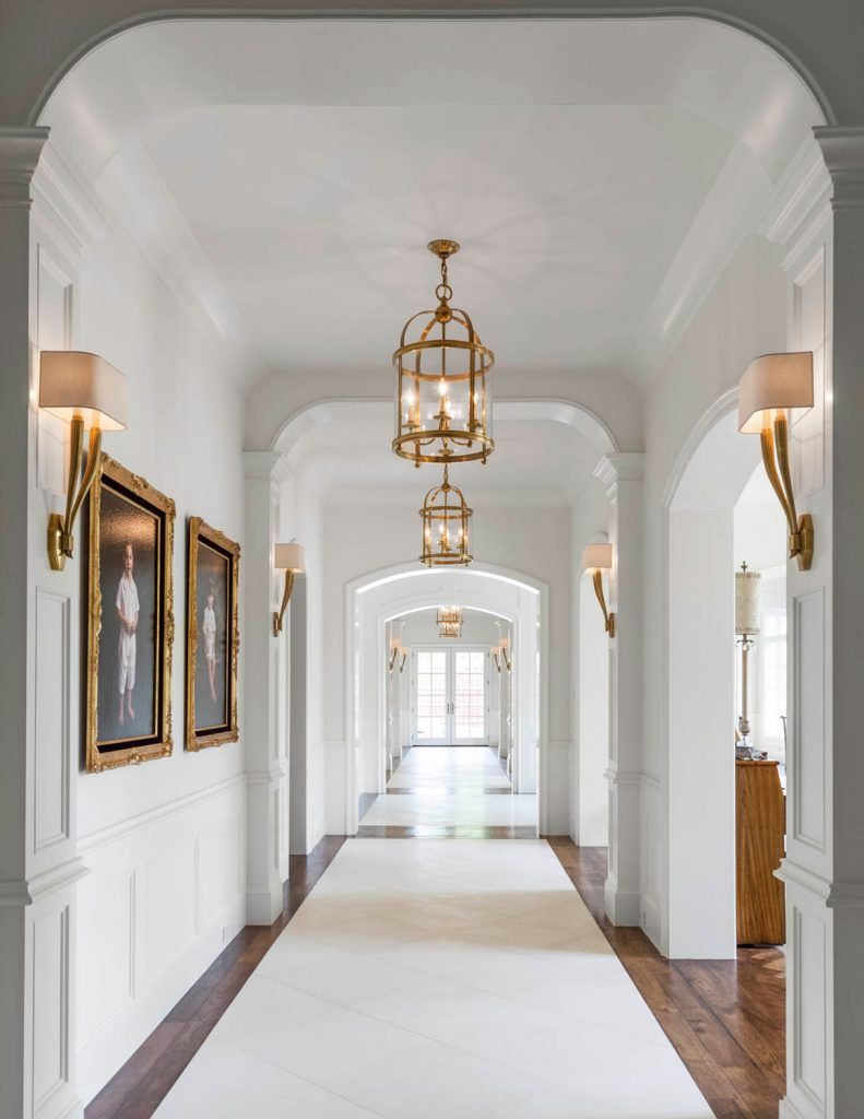 Hallway Inspiration Ceiling Lights We Re Crushing On
