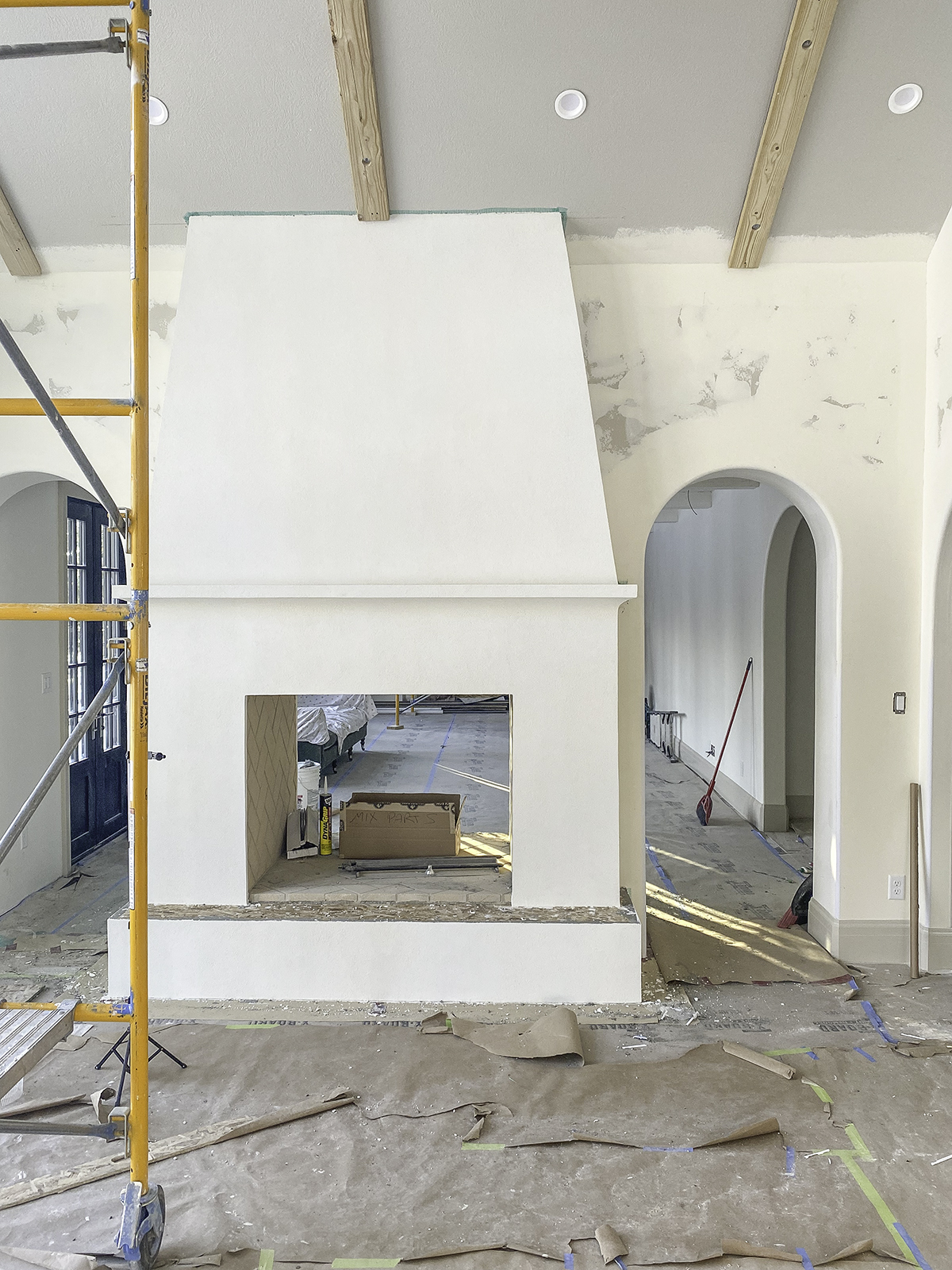 CLJ Fireplace