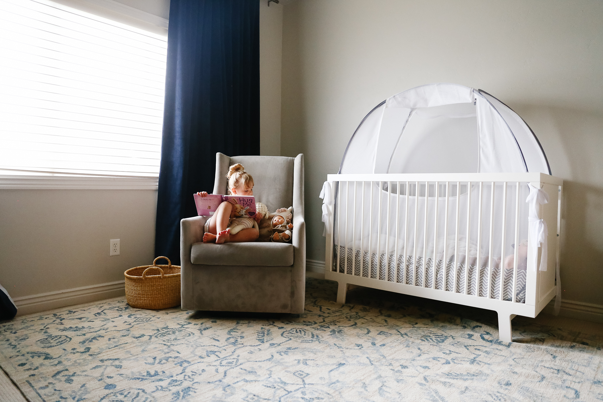 9 Moms Share How They've Transitioned their Toddler From Crib to Bed -  Chris Loves Julia