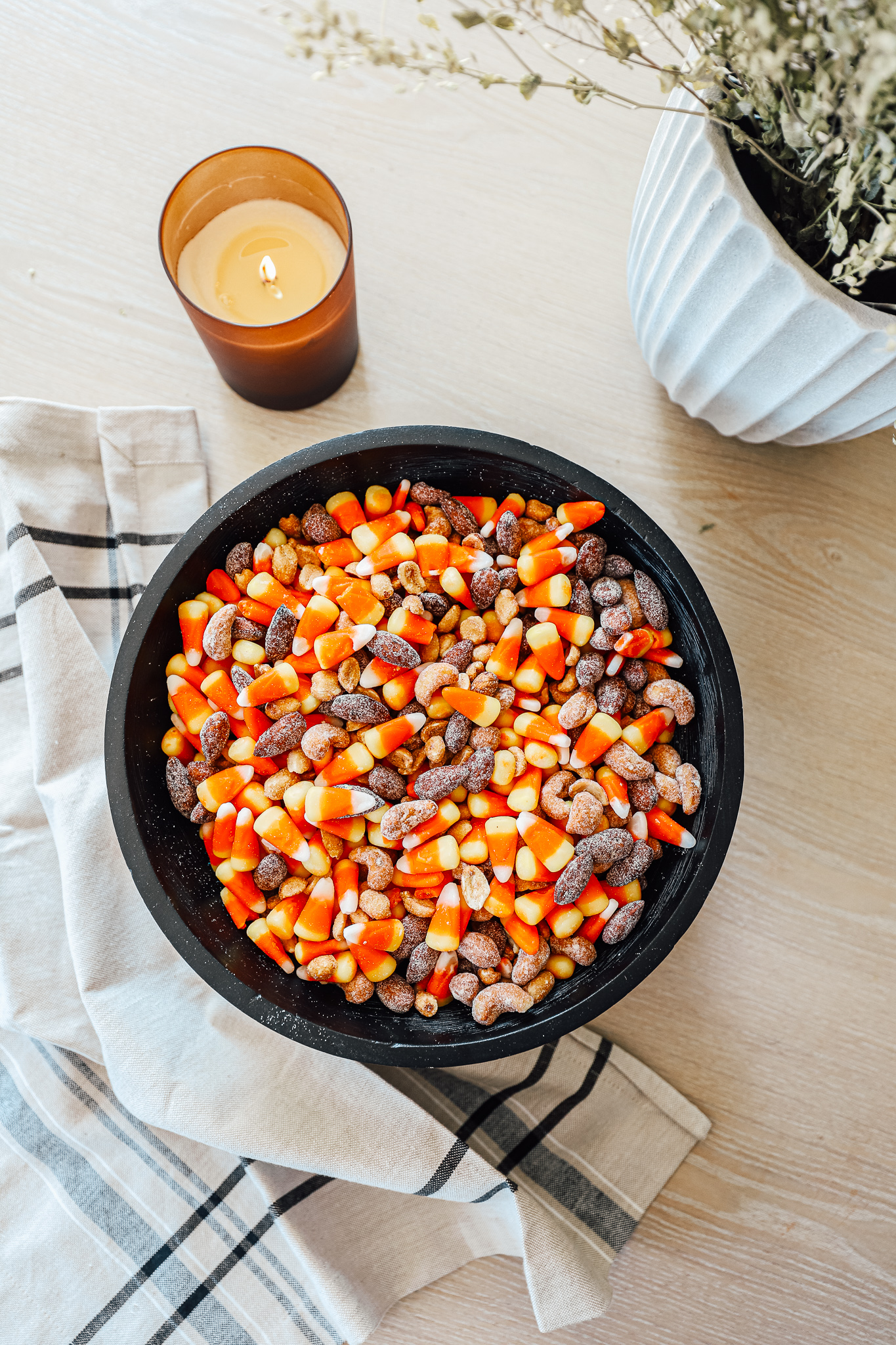 The Ultimate Candy Corn Snack Mix