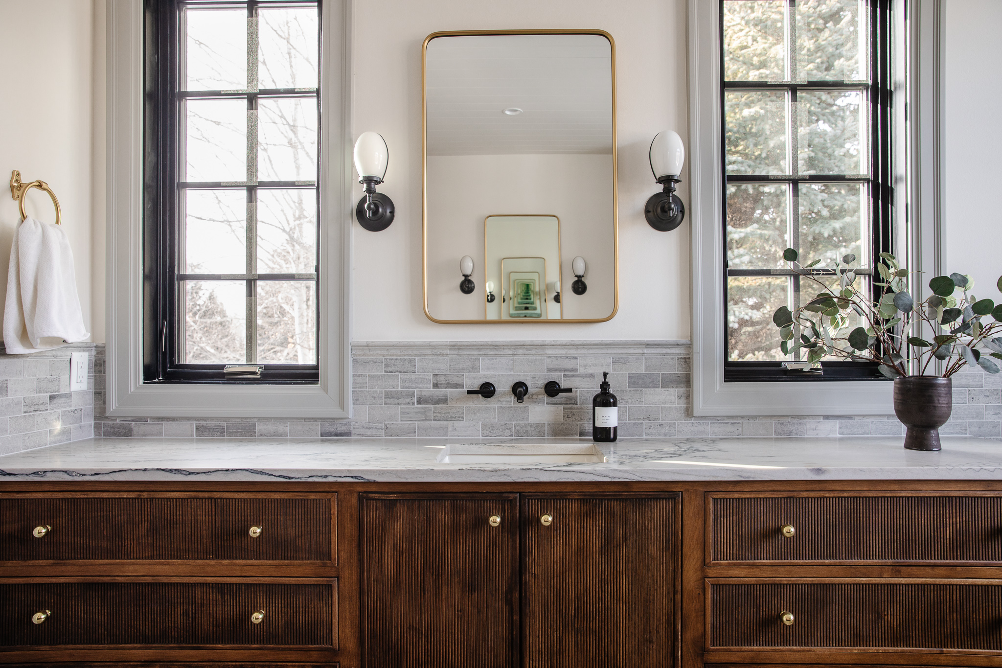 All About the Custom Vanities in our Bathroom   Chris Loves Julia